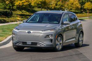 Обзор Hyundai Kona Electric 2018