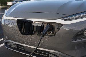 Hyundai Kona Electric 2018 обзор
