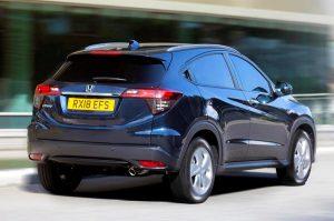 Обновленный Honda HR-V