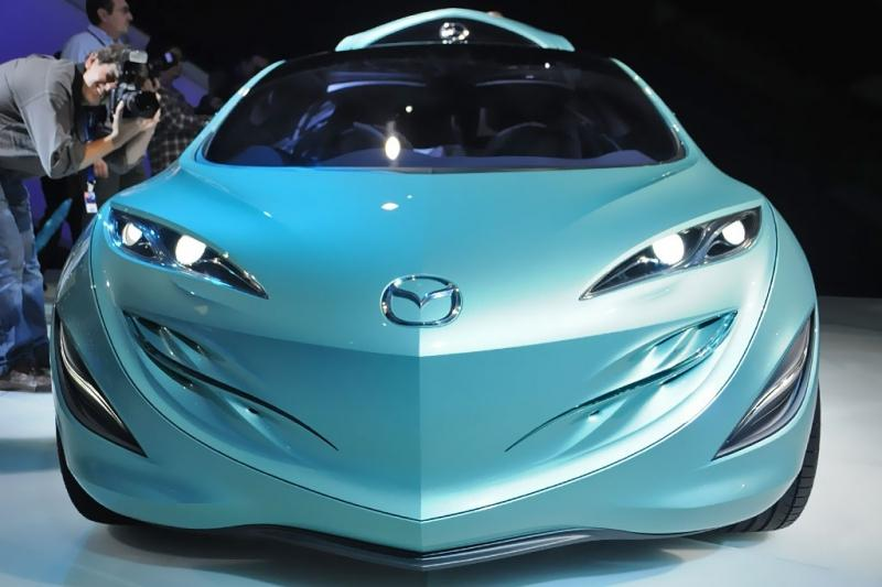 Mazda, история