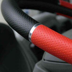 Подарок для автомобилиста - чехол на руль