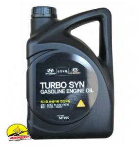 Синтетическое автомобильное масло