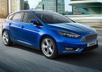 Внешний вид Форд Фокус 2015