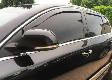 Дефлекторы окон для Nissan Qashqai